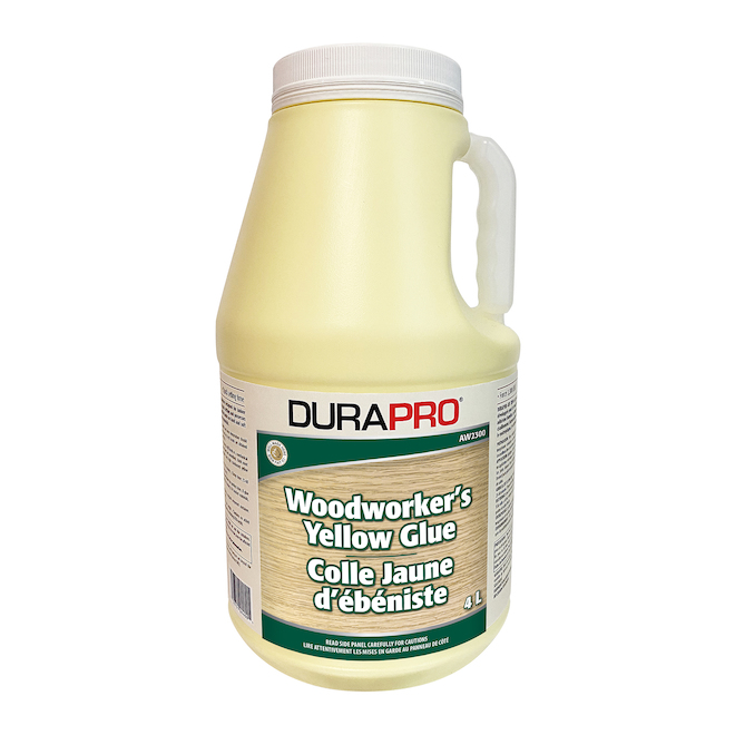 "4-L  ""WOODWORKER'S"" GLUE"