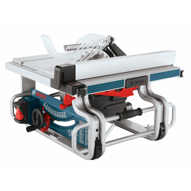 "Portable Table Saw - 10"" -15 A"