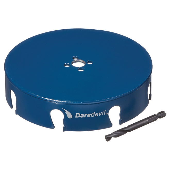 Recessed lighting hole saw daredevil 6 38 rona recessed lighting hole saw daredevil 6 38 aloadofball Choice Image