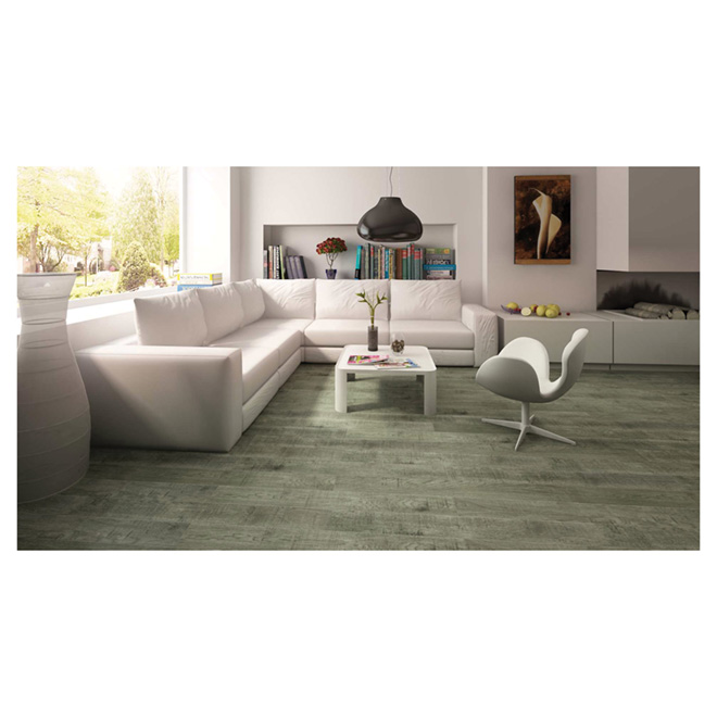 Laminate Flooring 10.3mm - Silver Grey