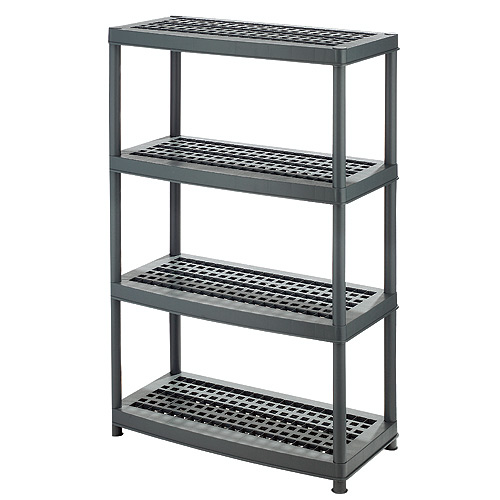Elegant Article Continued Below A Set Of 10 Filers Sells For $20, And Is Available At Bed, Bath And Beyond And On The  The Unit Sits Flush Against The Back Wall Twoshelf Units Sell For About $50 At Home Depot And Rona, While Fourshelf Units Go