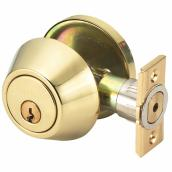 Deadbolt - Single Cylinder Deadbolt