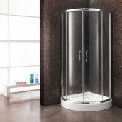Shower - Semi-Round Shower Doors