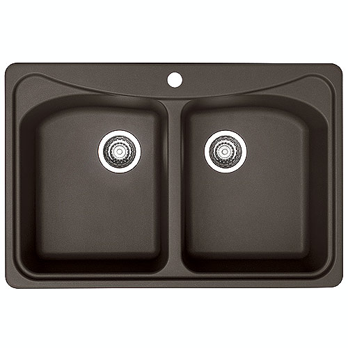 Rona Kitchen Sinks : Sink - Double Kitchen Sink RONA