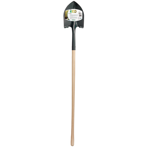 Hollow Back Round Shovel