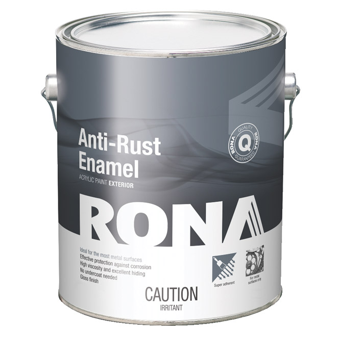 Paint alkyd anti rust paint and metal primer rona for What are alkyd paints