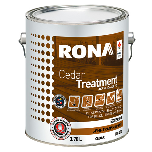 Treatment exterior cedar treatment rona - Cedar wood preservative exterior ...