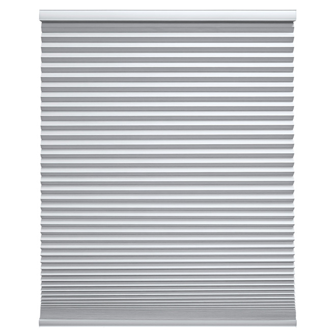 "Cellular PVC Blind - White - 48"" x 72"""