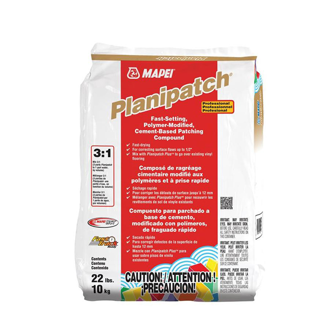 Planipatch patching compound 10kg grey rona - Exterior floor levelling compound ...