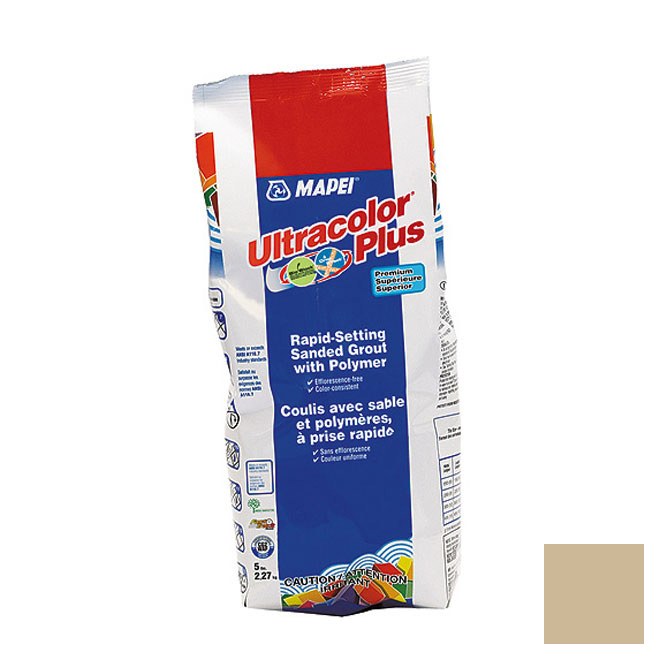 """Ultracolor Plus"" Floor Grout 2.27kg - Harvest"