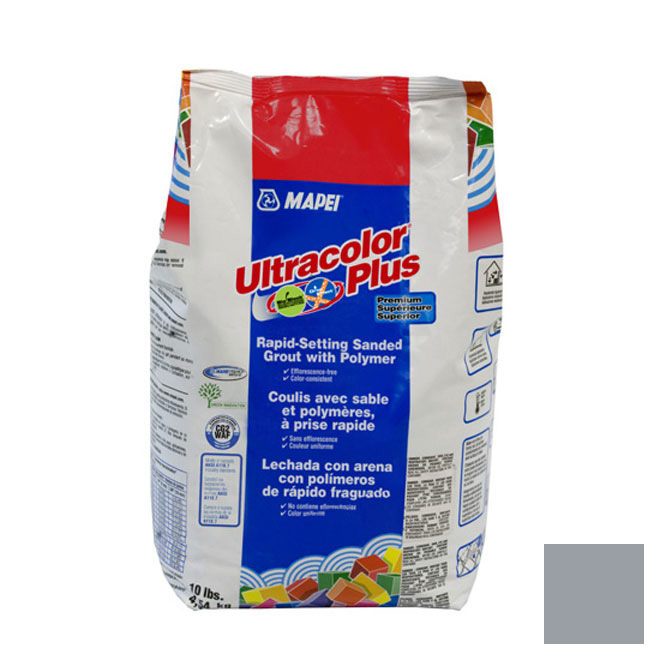 """Ultracolor Plus"" Floor Grout 4.54kg - Waterfall"