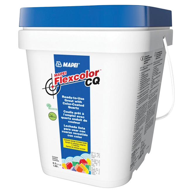 Premixed Grout - Flexcolor CQ - Grey - 1.89 L