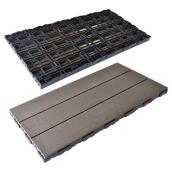 Composite Patio Tile 11.8 x 23.6