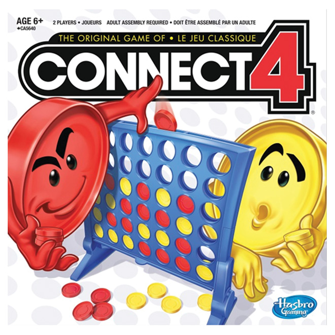 Classic Connect 4 Game