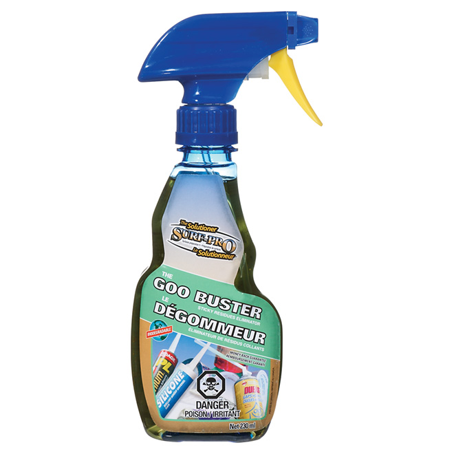 """The Goo Buster"" Remover"