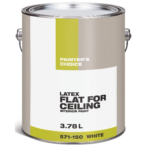 Latex ceiling paint