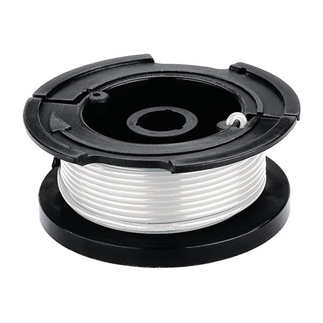 Edge trimmer replacement spool