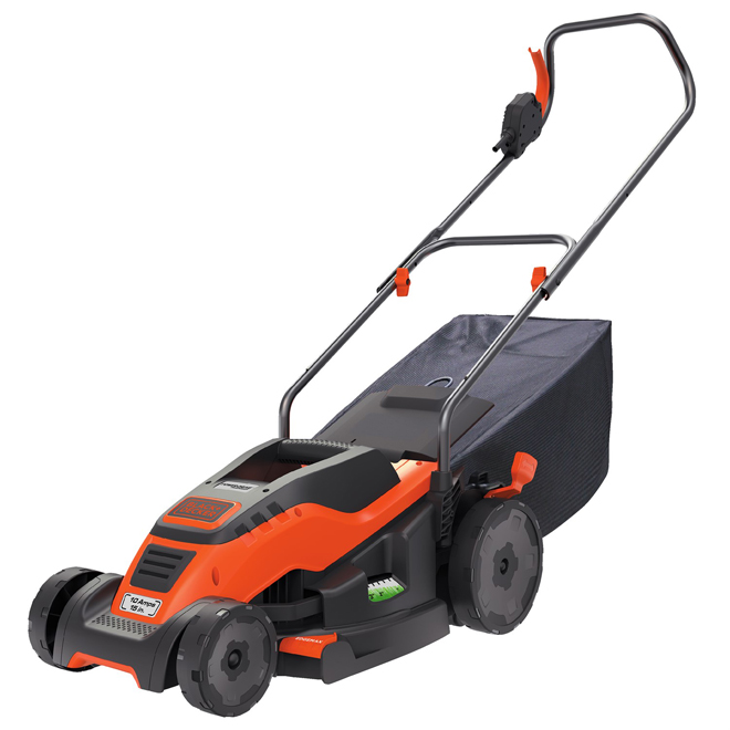15-in Electric Lawnmower