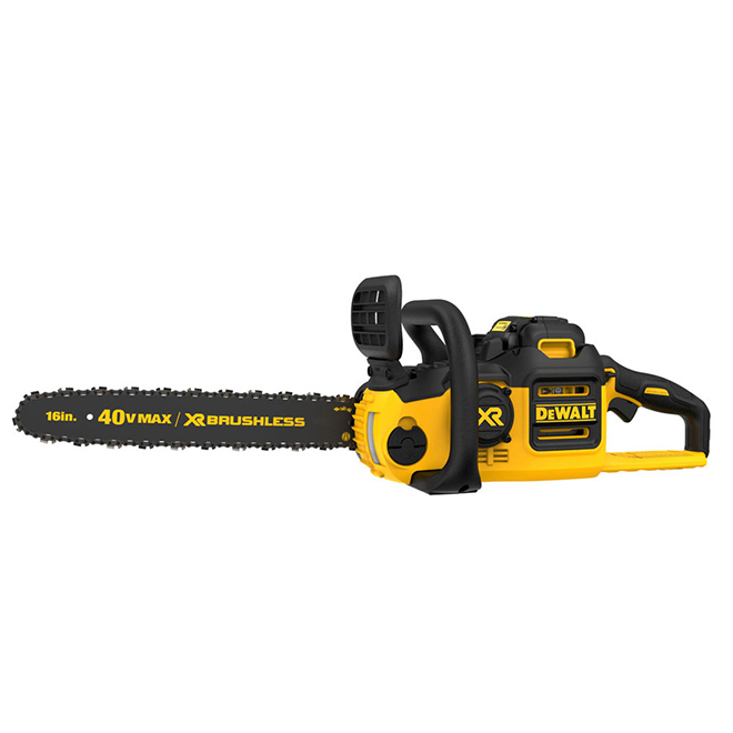 "Cordless Chain Saw - 16"" - 40 V"