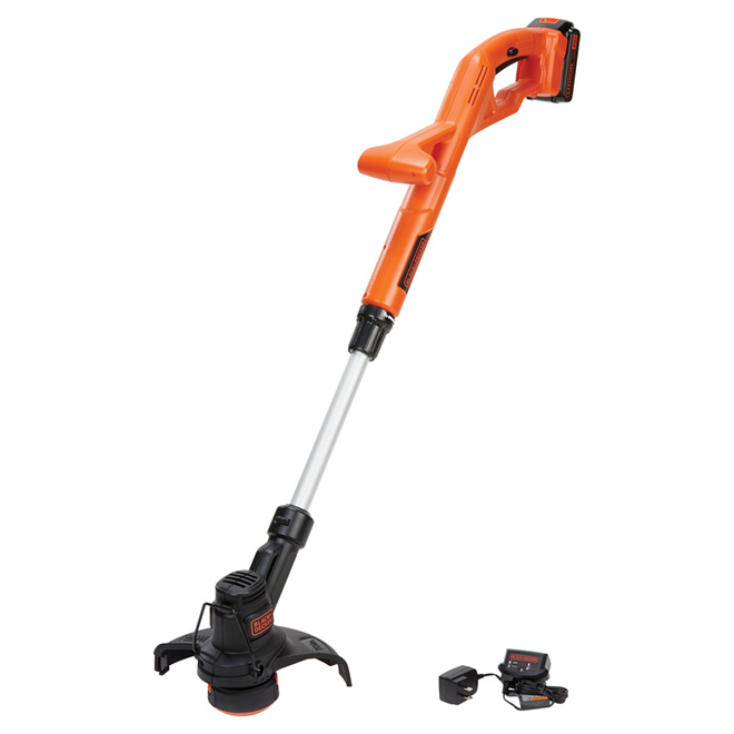 "Cordless Trimmer and Edger - 10"" - 1.5 A - 20 V"