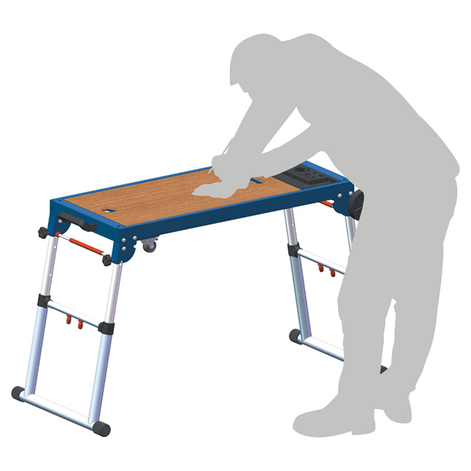 3-Function Workbench