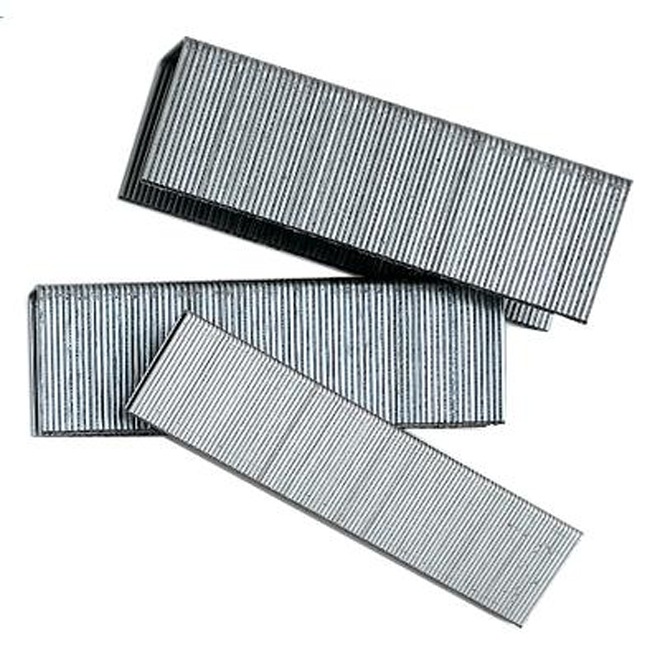 "Flooring Galvanized Staples - 15GA - 2"" - 5000/Box"