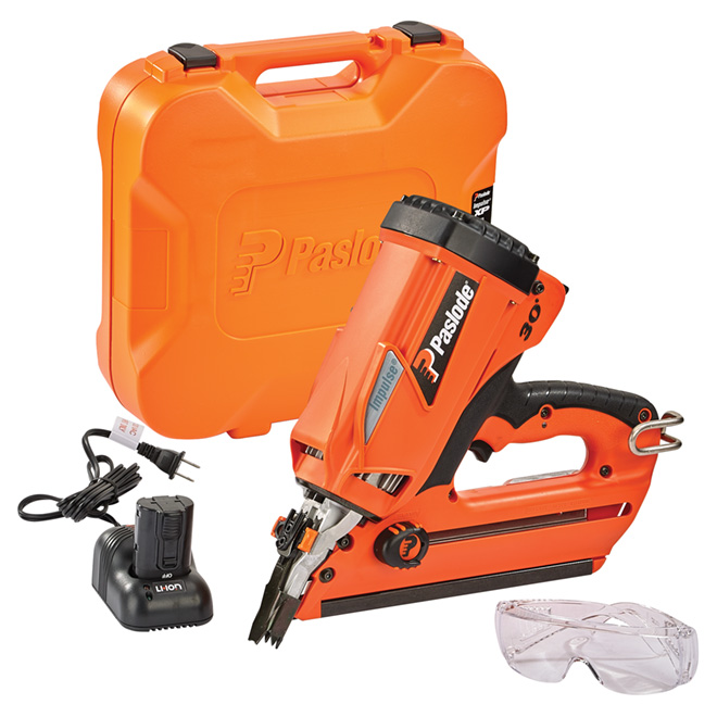 "Cordless Framing Nailer - 2 to 3 1/4"" - 30°"