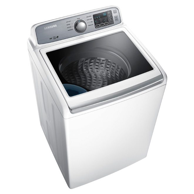 "27"" Top-Load Washer - 5.2 cu. ft."