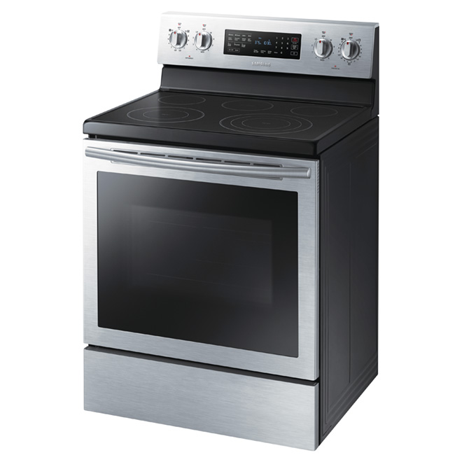 Freestanding Electric Convection Range - 5.9 cu. ft.