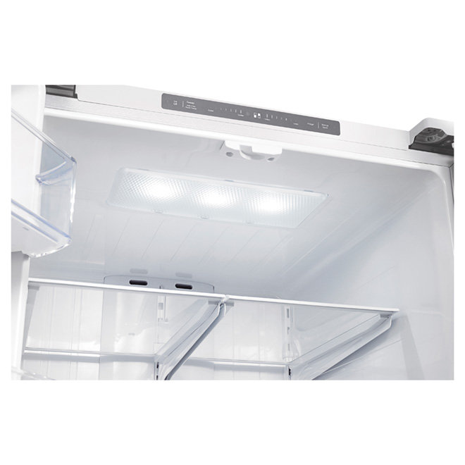 "French Door Refrigerator - 30"" - 21.6 cu. ft. - White"