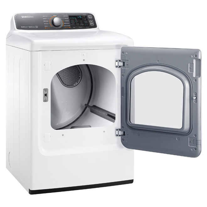 High-Efficiency Electric Steam Dryer - 7.4 cu. ft.