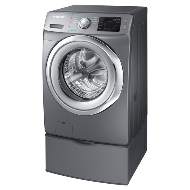 "27"" Front-Load Steam Washer - 4.2 cu. ft."
