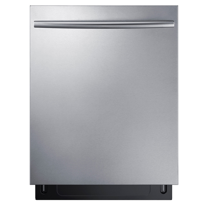 "24"" Built-in Dishwasher with StormWash™ - Stainless Steel"