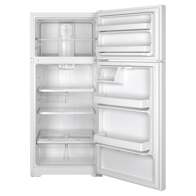 "Top-Freezer Refrigerator 28"" - 15.5 cu. ft. - White"