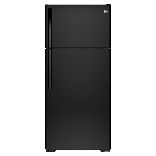 "Top-Freezer Refrigerator 28"" - 17.5 cu. ft. - Black"