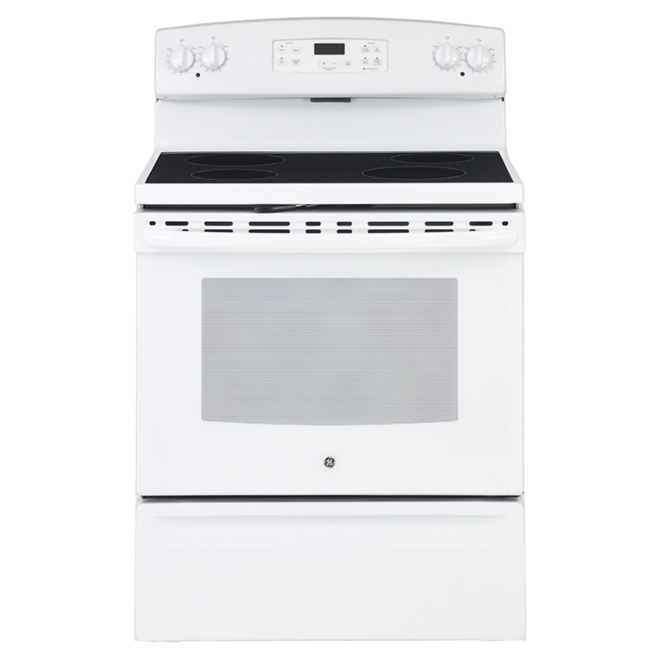 Freestanding Electric Range - 5.0 cu. ft.