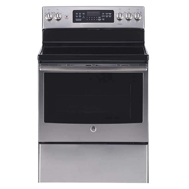 Freestanding Electric Convection Range - 5 cu. ft.