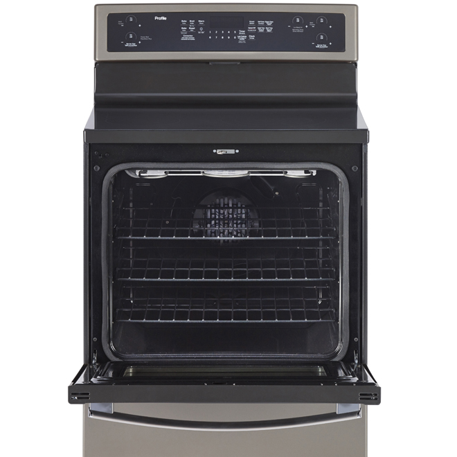 Freestanding Electric Convection Range - 6.2 cu. ft. - Slate