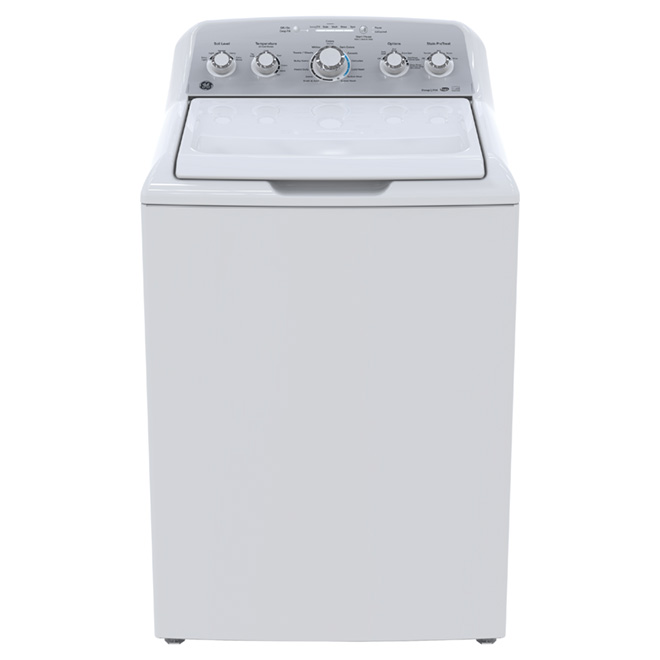 Top Load Washer - 4.9 cu. ft. - White