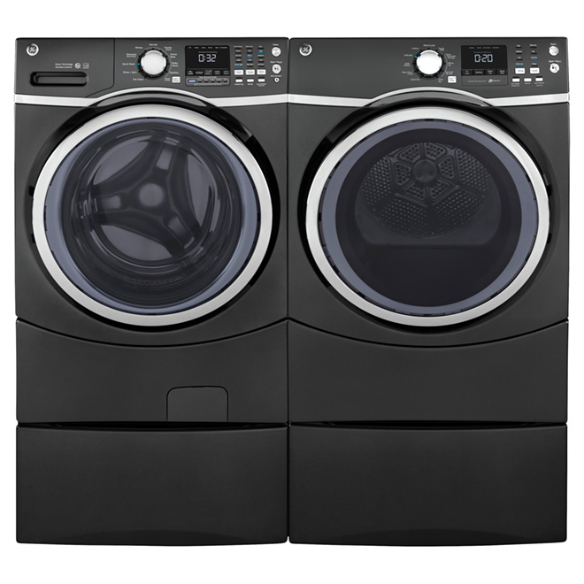 Front Load Washer - 5.2 cu. ft. - Diamond Grey