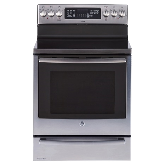 Electric Convection Range - 7.2 cu. ft. - Stainless Steel