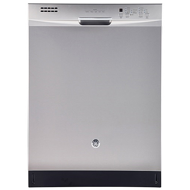 "Dishwasher with CleanSensor - 24"" - Stainless Steel"