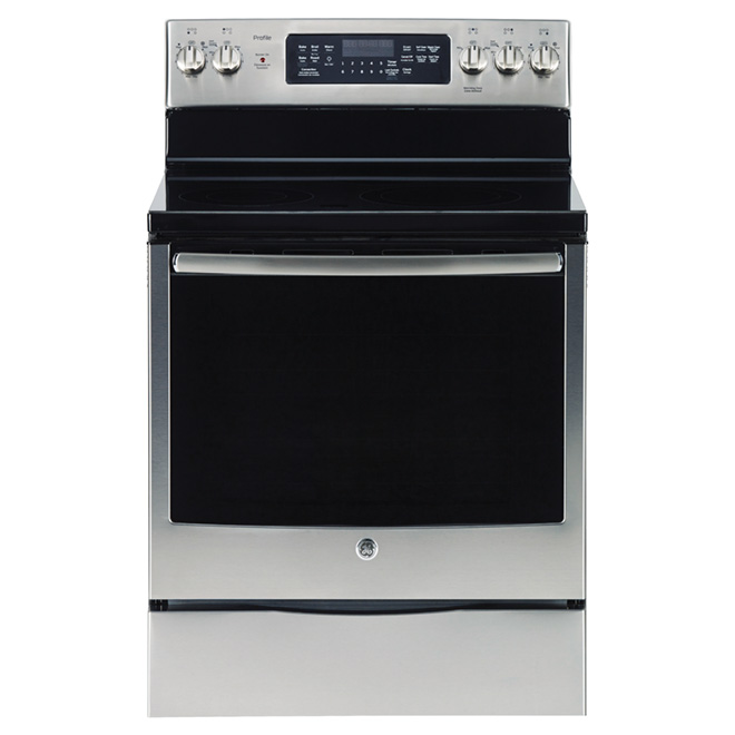 Electric Convection Range - 6.2 cu. ft. - Stainless Steel