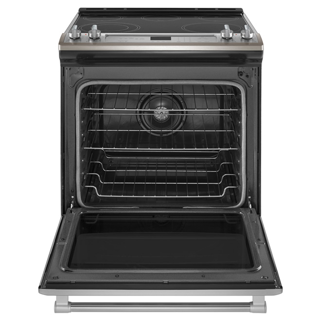 Slide-In Electric Convection Range - 6.4 cu. ft.