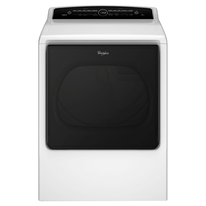 High-Efficiency Electric Dryer - 8.8 cu. ft.