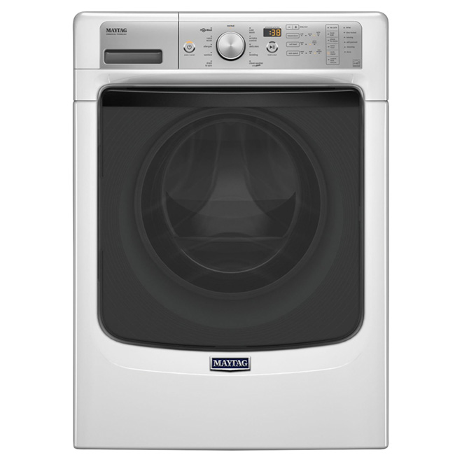 Front-Load Steam Washer - 5.2 cu. ft.