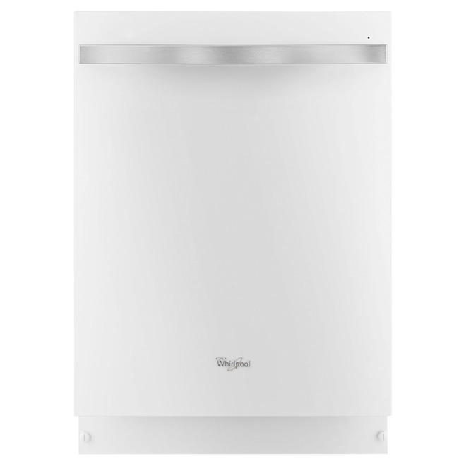 "24"" Built-in Dishwasher with Silverware Spray - White Ice"