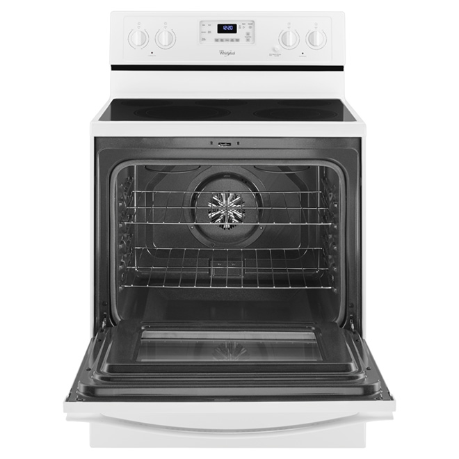 Freestanding Electric Convection Range - 5.3 cu. ft.