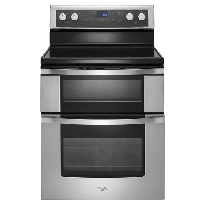 Freestanding Electric Convection Range - Double - 6.7 cu. ft.