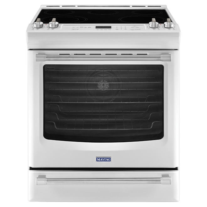 Freestanding Electric Convection Range - 6.4 cu. ft.